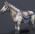 Runic steed 3D render.png